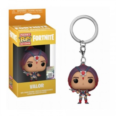 Valor - Fortnite - Pocket POP Keychain