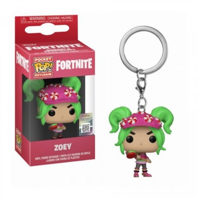 Zoey - Fortnite - Pocket POP Keychain
