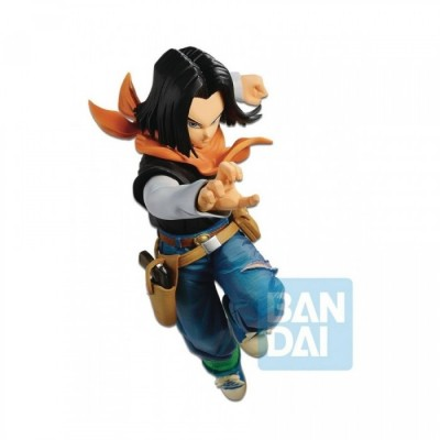 "Androïd 17 - C17 - ""The Androïd Battle"" Dragon Ball Super / Fighter Z - 20 cm"