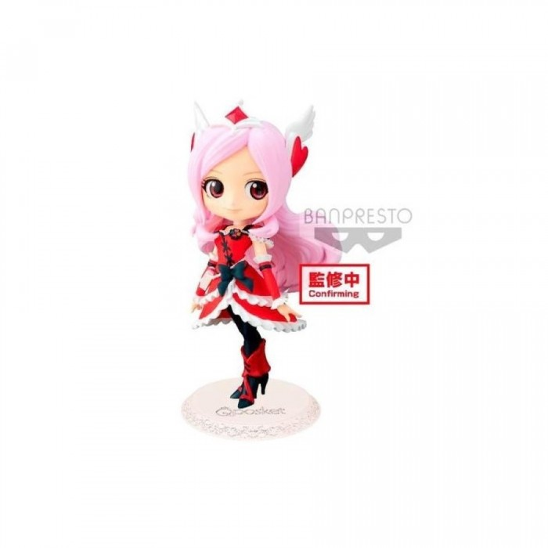 Cure Passion (normal ver.) - Frash Pretty Cure - Q Posket - 14cm