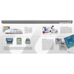 Street Fighter IV - T-shirt Blanka Guile Ryu - XL