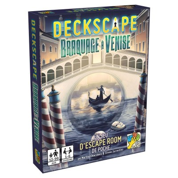DECKSCAPE - Braquage à Venise