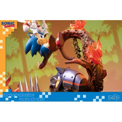 Sonic The Hedgehog - Sonic and Tails - Standard Edition