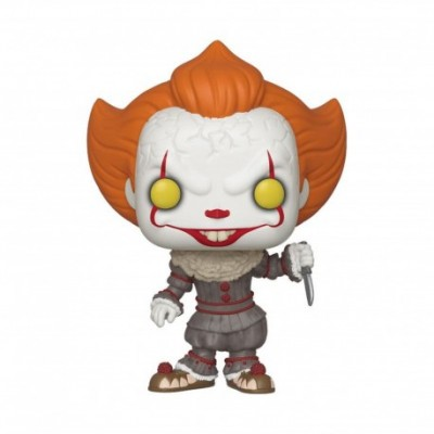 Pennywise w/Blade - IT chapiter 2 (782) - POP Movies