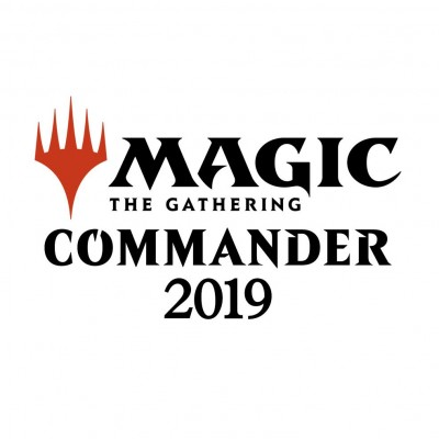 MTG - Commander 2019 (EN) Deck x4