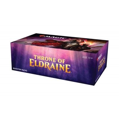 MTG - Booster - Throne of Eldraine (EN) - pack de 36