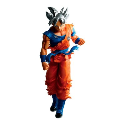 Son Goku Ultra Instinct - Dragon Ball Heroes - PVC Ichibansho - 25cm