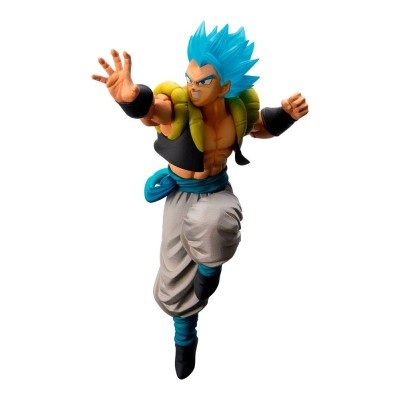 Gogeta Super Saiyan God - Dragon Ball - PVC Ichibansho - 16cm