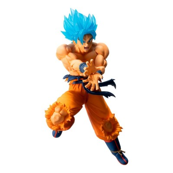 Son Goku Super Saiyan God - Dragon Ball - PVC Ichibansho - 16cm