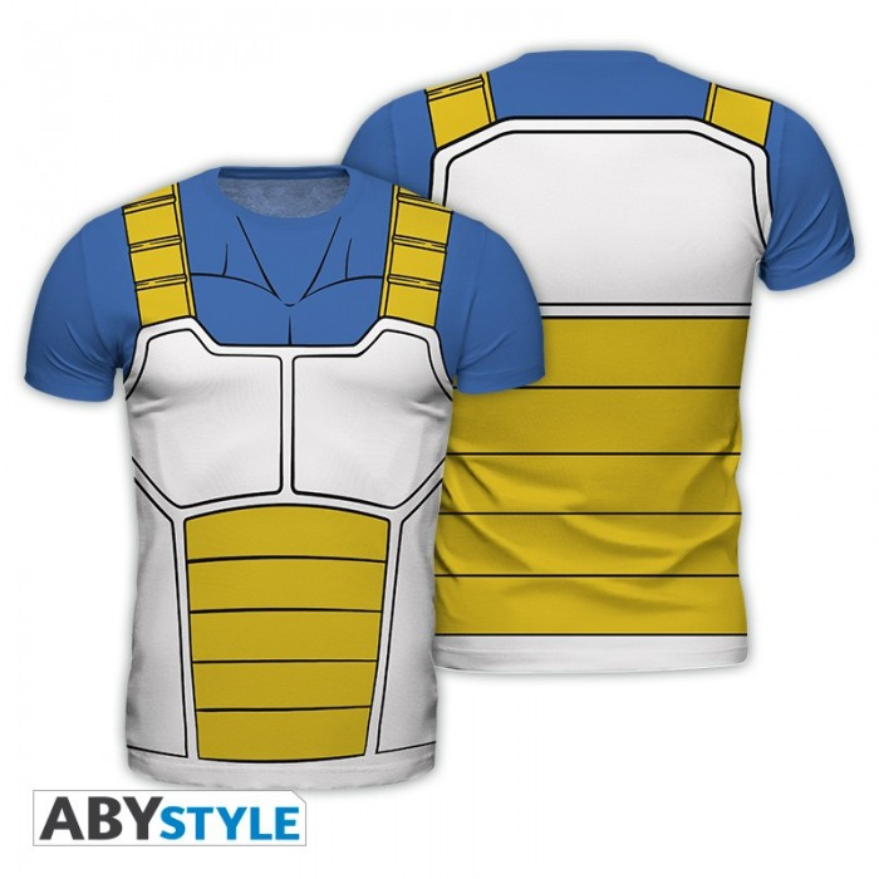 T-shirt - Végéta Réplique - Dragon Ball - S