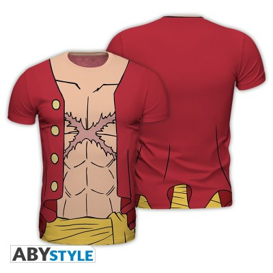 T-shirt - Luffy Réplique - One Piece - XL