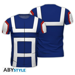 T-shirt - Étudiant Réplique - My Hero Academia - L