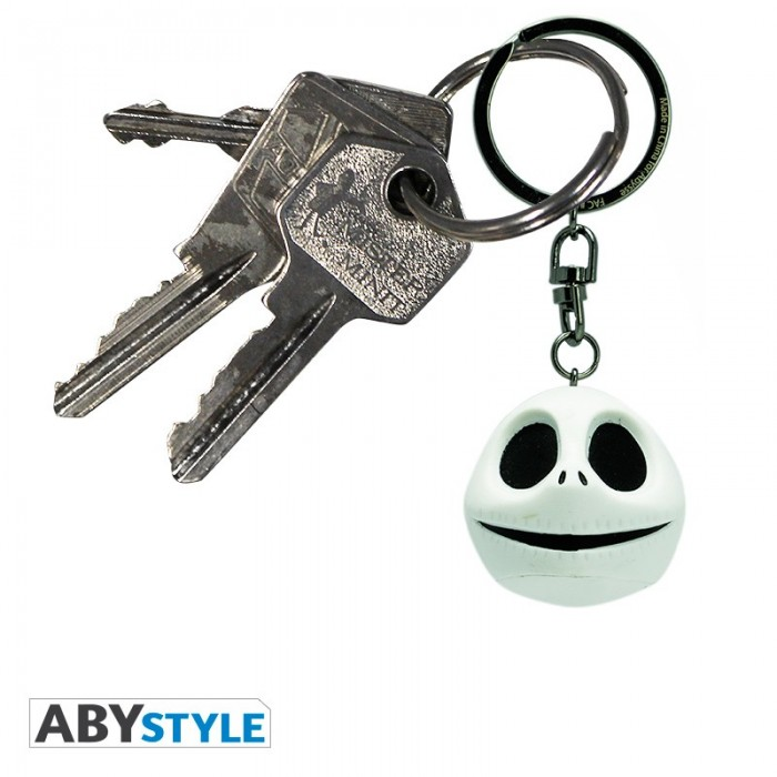 Porte-Clés 3D - Jack - Nightmare Before Christmas - Disney