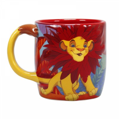 Shaped Mug - Simba - Lion King - 350 ml