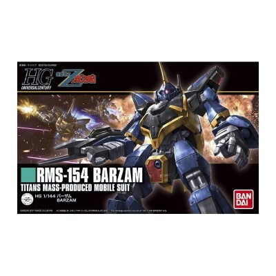 High Grade - Gundam - Barzam