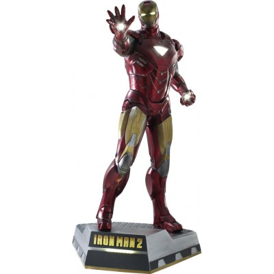 Iron Man Mark VI - Iron Man II - Statue taille réelle