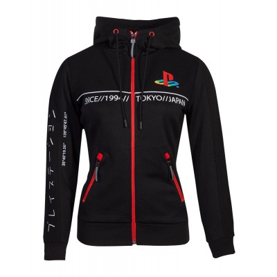 Sweat à Capuche - Playstation - Cut and Sew - Woman - XL