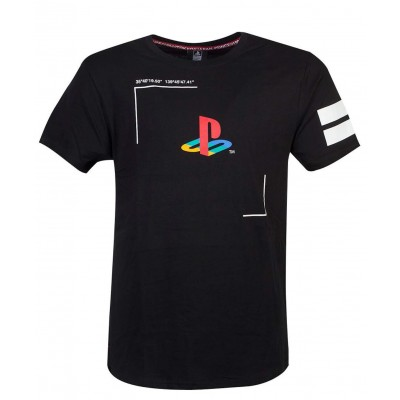 T-shirt - Playstation - Tech 19 Sony - S