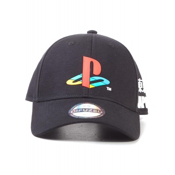 Casquette courbée - Playstation - Logo