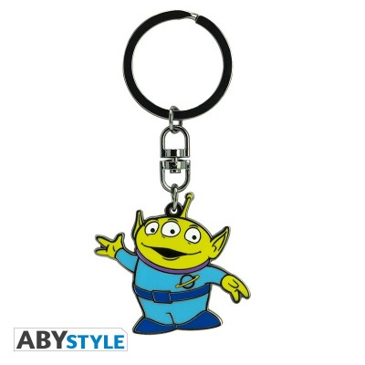 Porte-Clés - Alien - Toy Story - Metal