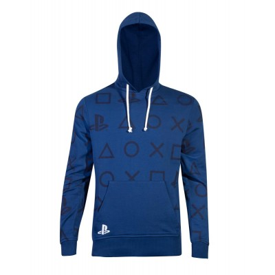 Sweat Hooded - Playstation - AOP Icons
