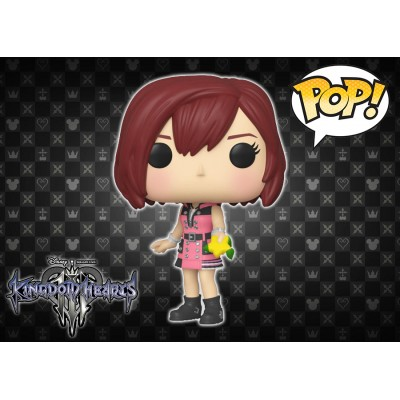 Kairi with Hood - Kingdom Hearts 3 (621) - POP Disney