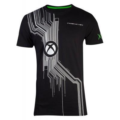 T-shirt - X-Box - The System - L