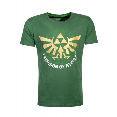 T-shirt - Zelda - Golden Hyrule