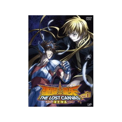 The Lost Canvas - Saint Seiya - DVD - Vol.01 - VOJP