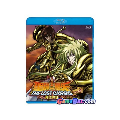 The Lost Canvas - Saint Seiya - Blu-Ray - Vol.02 - VO