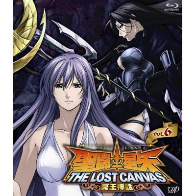 The Lost Canvas - Saint Seiya - Blu-Ray - Vol.06 - VOJP