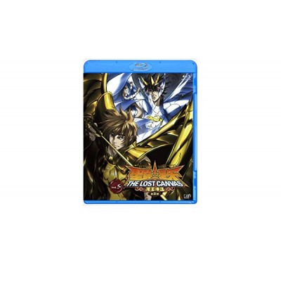 The Lost Canvas - Saint Seiya - Blu-Ray - Saison 2 - Vol.05 - VOJP