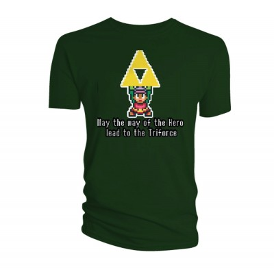 T-shirt - Zelda - Way of The Hero - L
