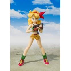 T-shirt One Piece - Skull with map - L (fond bleu)