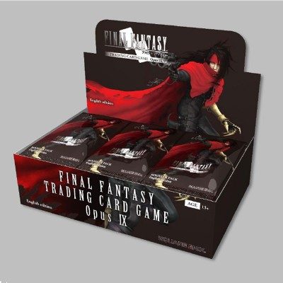 FINAL FANTASY - Booster Série 9 (FR) x36