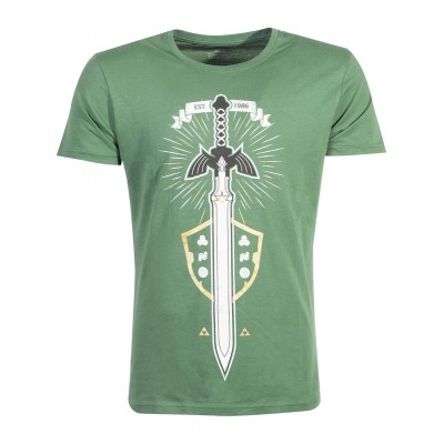 T-shirt - Zelda - The Master Sword - Men - L
