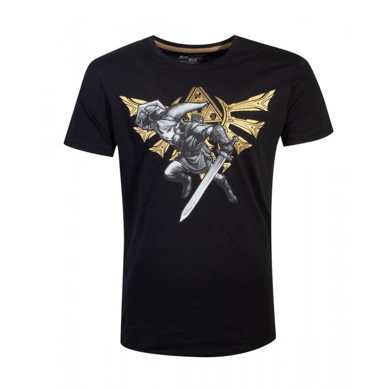 T-shirt - Zelda - Hyrule Link - Men