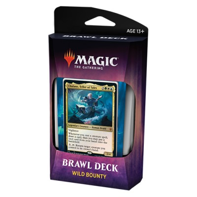 MTG - Brawl Deck Display - Throne of Eldraine - (EN) x8