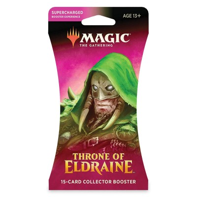 MTG - Collectors Boosters - Throne of Eldraine (EN) x12