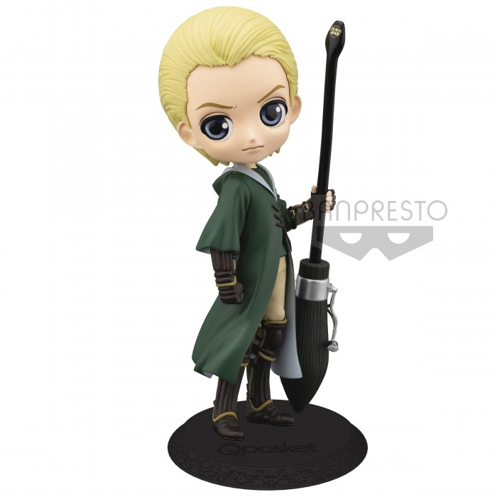 Draco Malfoy Quidditch (Normal ver.) - Harry Potter - Q Posket - 14cm