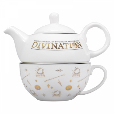 Harry Potter - 2 en 1 - Teiller + tasse - Divination - 300ml