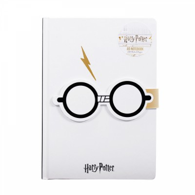 Carnet de Notes - Harry Potter (éclaire) - Harry Potter - A5