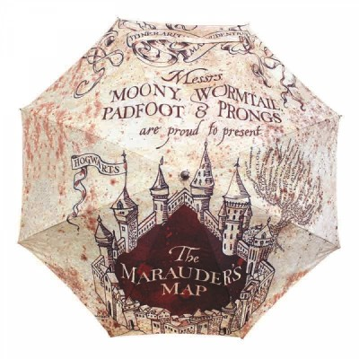 Parapluie - Harry Potter - Carte du Maraudeur