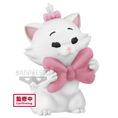 Marie - Fluffy Puffy - Les Aristochats / Disney - 4cm