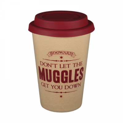 Mug de voyage - Harry Potter - Muggles - 400ml
