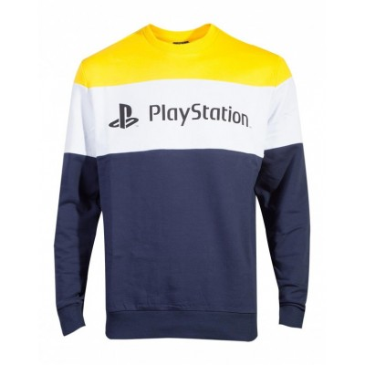 Pull Colour Block - PlayStation - XL - Tricolore