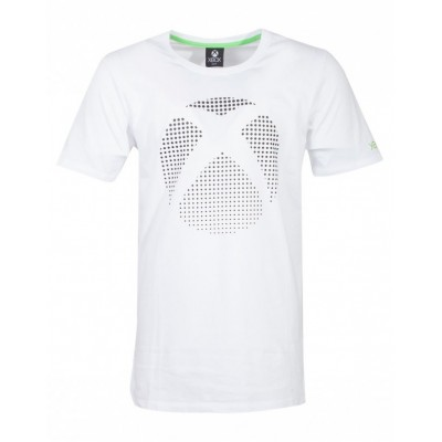 T-shirt - X-Box - Logo Pointillés - M