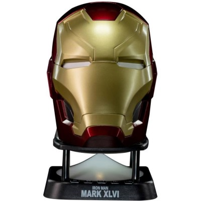 MARVEL - MINI ENCEINTE BLUETOOTH - AVENGERS 3 - IRON MAN - V2