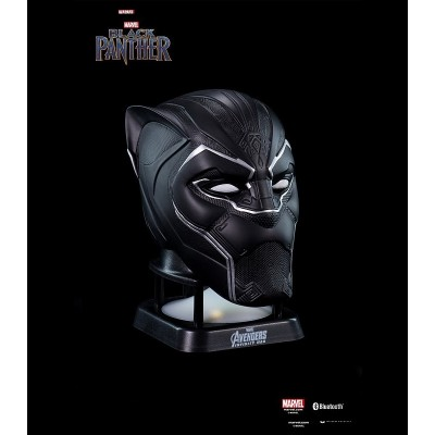 MARVEL - MINI ENCEINTE BLUETOOTH - AVENGERS 3 - BLACK PANTHER - V2