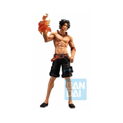 Portas D. Ace - One Piece - Ichibansho Figure - 28cm